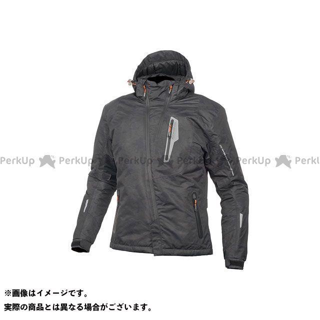 コミネ 2019-2020秋冬モデル JK-589 プロテクトウインターパーカ(ネオブラックカモ) サイズ:WL KOMINE