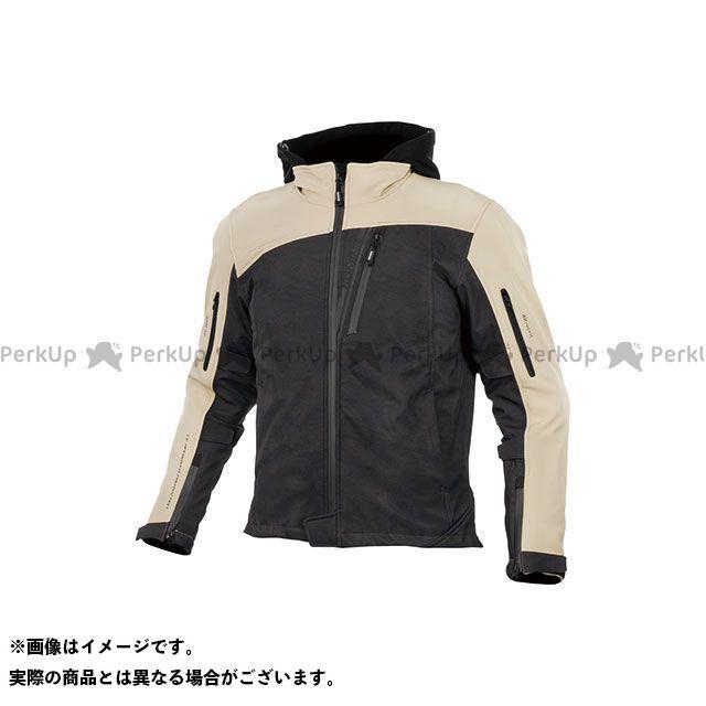コミネ 2019-2020秋冬モデル JK-590 プロテクトソフトシェルウインターパーカ(ブラックカモ/ベージュ) サイズ:XL KOMINE