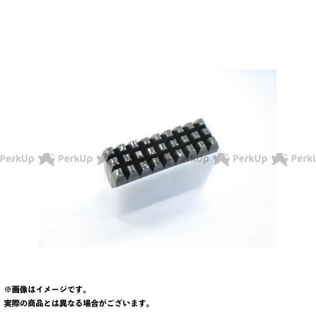 TRUSCO 英字刻印セット 2.5mm TRUSCO