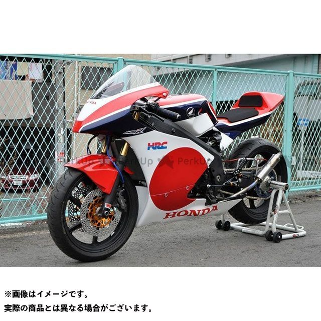 T2レーシング NSR250R フルカウル TYPE-2 レースタイプ FRP ダブルバブルスクリーンタイプ2 T2Racing