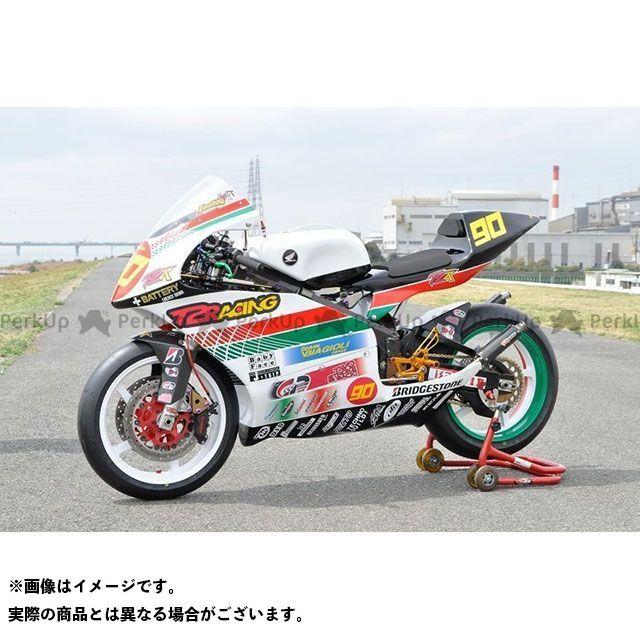 T2レーシング NSR250R フルカウル TYPE-1(復刻) レースタイプ FRP スクリーン:スクリーンタイプ1 T2Racing