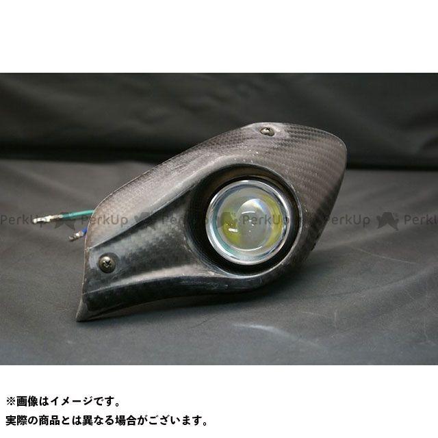 T2レーシング NSR250R TYPE-1ライトユニット(カーボン)  T2Racing