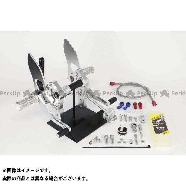 SP武川 モンキー125 バックステップキット(4ポジション)(ノーマルキャリパー用) TAKEGAWA