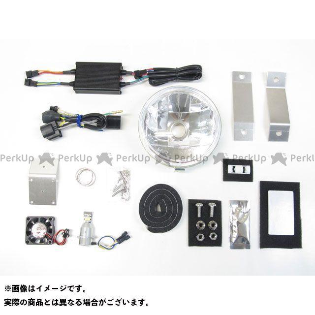 PROTEC 6000K LBH-H25 LEDマルチリフレクターヘッドライトキット プロテック スーパーカブC125