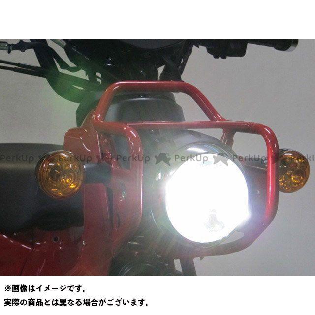 プロテック LEDマルチリフレクターヘッドライトキット LBH-H17 クロスカブ50 PROTEC 6000K
