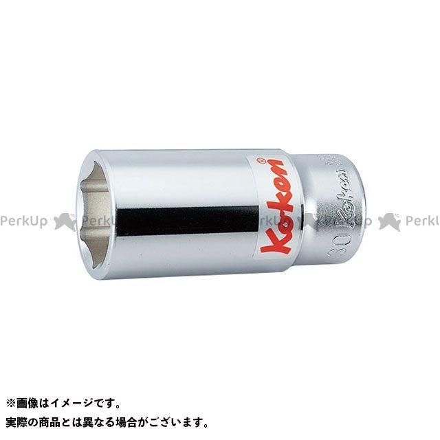 【無料雑誌付き】Ko-ken 6300M-58 3/4(19mm)SQ. 6角ディープソケット 58mm Ko-ken