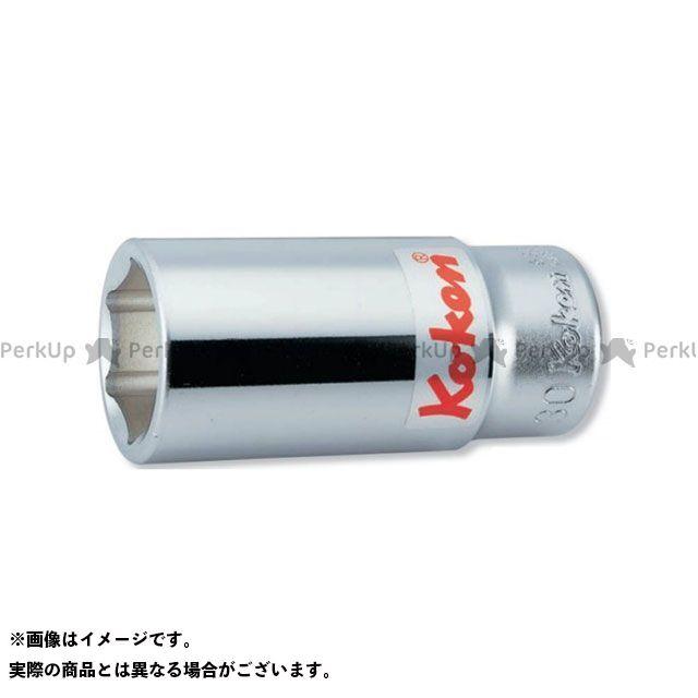 Ko-ken Ko-ken ハンドツール 工具 Ko-ken 6300A-2.7/16 3/4(19mm)SQ. 6角ディープソケット 2.7/16  Ko-ken