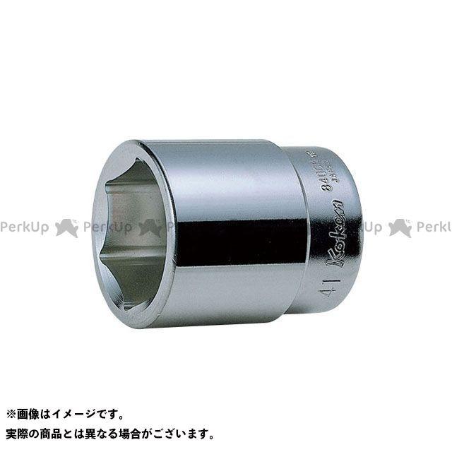 Ko-ken Ko-ken ハンドツール 工具 Ko-ken 8400M-76 1(25.4mm)SQ. 6角ソケット 76mm  Ko-ken