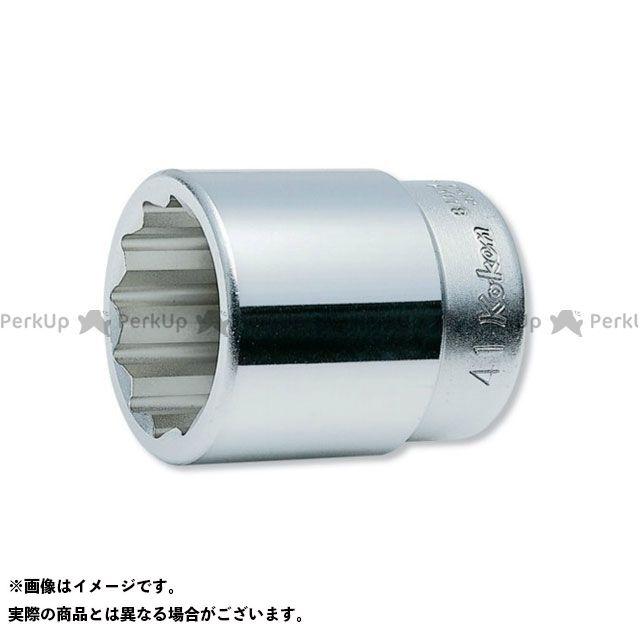 Ko-ken Ko-ken ハンドツール 工具 Ko-ken 8405A-2.3/16 1(25.4mm)SQ. 12角ソケット 2.3/16  Ko-ken