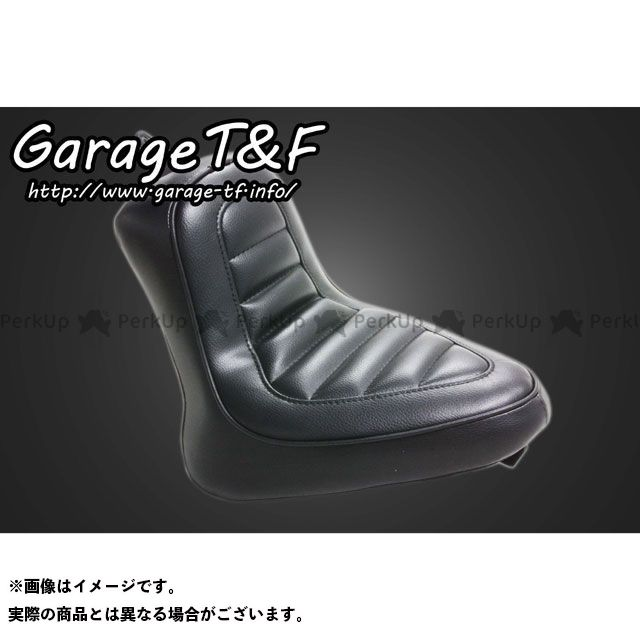 ガレージT&F ドラッグスタークラシック400(DSC4) シート関連パーツ シングルシート(クラシックモデル専用)