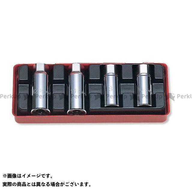 コーケン 上品 Ko-ken ハンドツール 工具 1 着後レビューで 送料無料 2sq.スタッドプラーセット4pcs. 無料雑誌付き 4211M