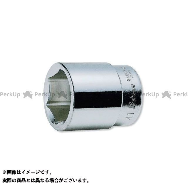 Ko-ken Ko-ken ハンドツール 工具 Ko-ken 8400M-83 1sq.6Pスタンダードソケット83mm  Ko-ken