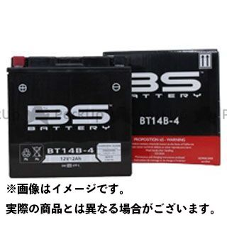 BSバッテリー ドラッグスター1100(DS11) XJR1300 BT14B-4 BS BATTERY