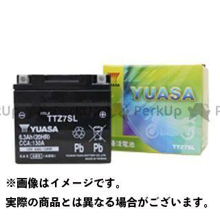 【無料雑誌付き】台湾ユアサ TTZ7S 台湾YUASA