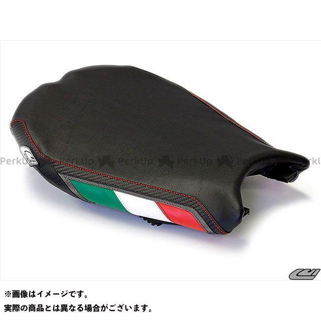 LUI MOTO 1098 1198 848 フロント シートカバー Team Italia