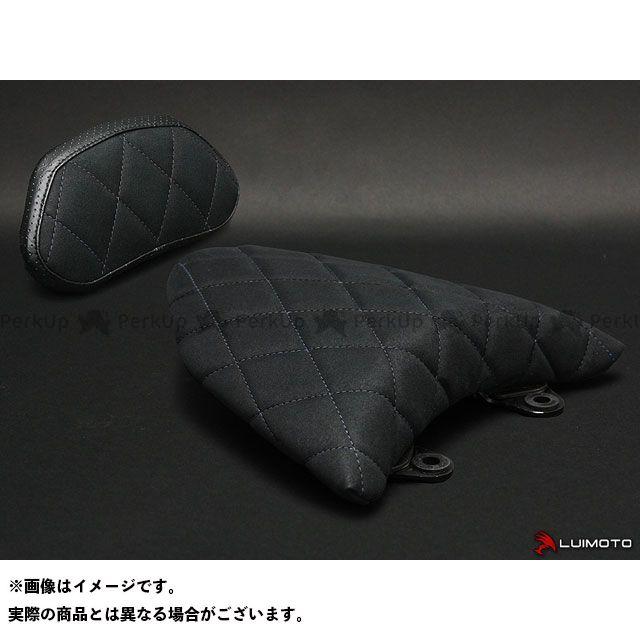 【エントリーで更にP5倍】LUI MOTO Xディアベル コンフォート リア シートカバー + ブラケットシートカバー Diamond