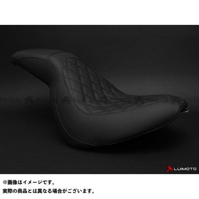 LUI MOTO FXS ブラックライン フロント シートカバー Diamond II