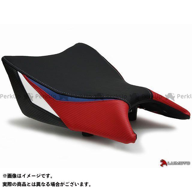 LUI MOTO CBR250R フロント シートカバー Tri-colour