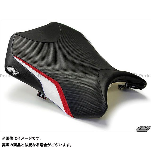 LUI MOTO ニンジャ250R フロント シートカバー Team Kawasaki