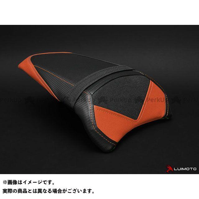 【エントリーで更にP5倍】LUI MOTO ニンジャ650 リア シートカバー Team Kawasaki