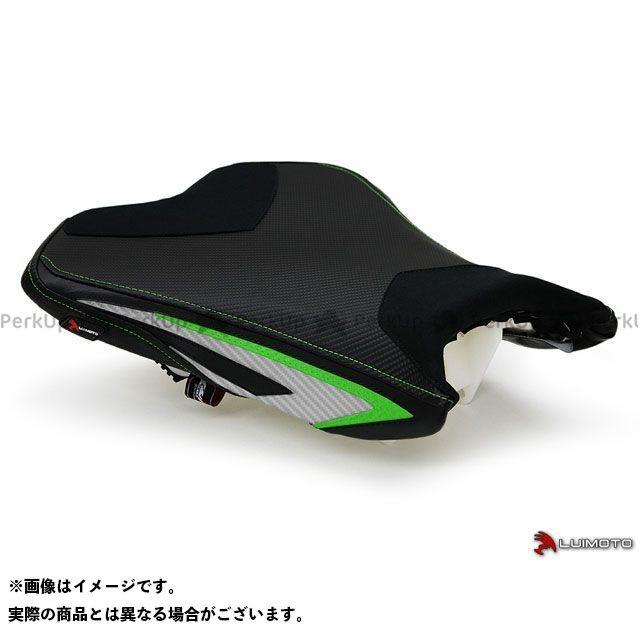 LUI MOTO ニンジャZX-6R フロント シートカバー Team Kawasaki