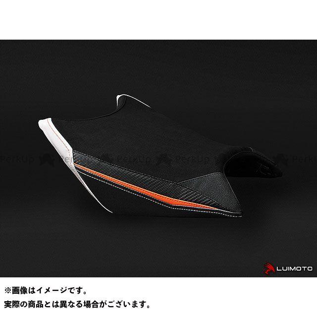 LUI MOTO 390デューク フロント シートカバー R