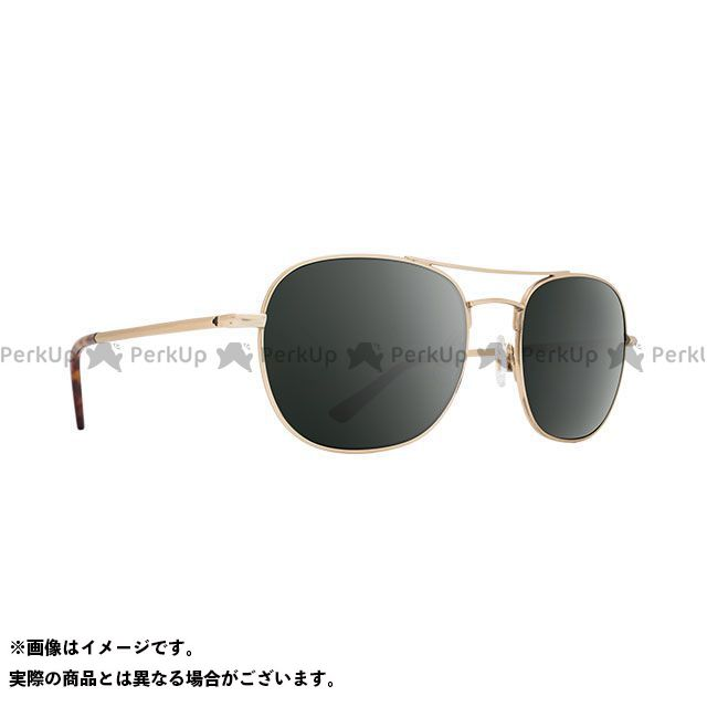 SPY PEMBERTON(ANTIQUE GOLD-HD PLUS GRAY GREEN WITH BLACK SPECTRA MIRROR)  スパイ