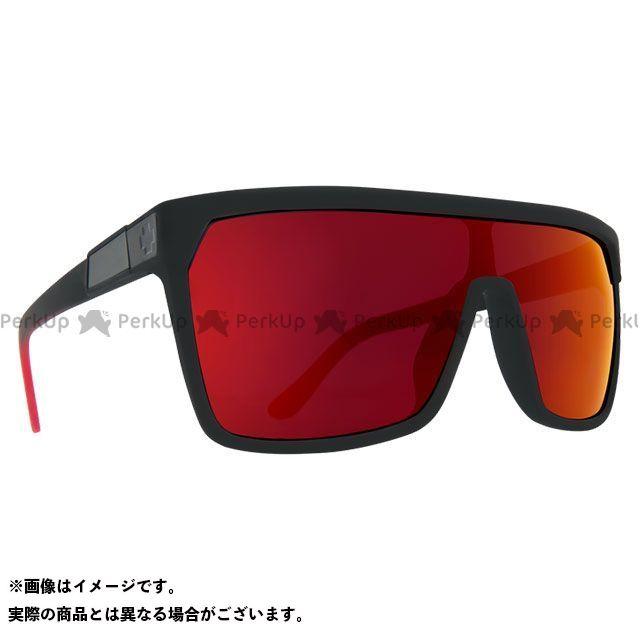 【エントリーで更にP5倍】SPY FLYNN(SOFT MATTE BLACK/RED FADE-HAPPY GRAY GREEN w/RED FLASH) スパイ