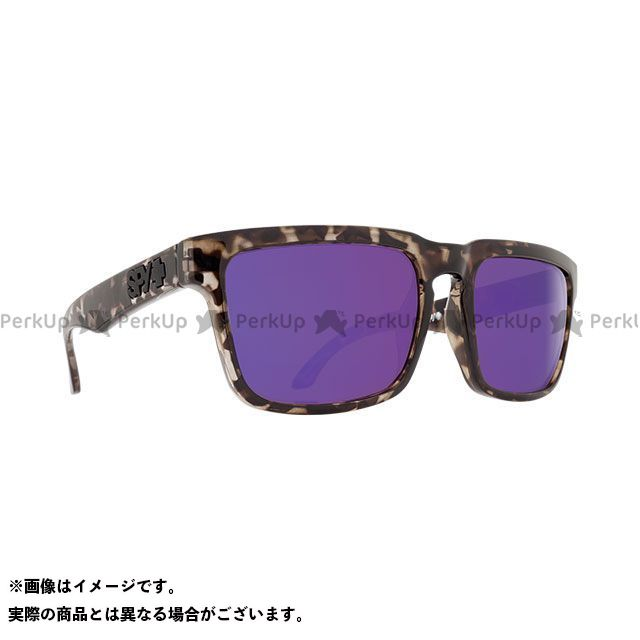 【エントリーで更にP5倍】SPY HELM(SMOKE TORT-HAPPY BRONZE w/PURPLE SPECTRA) スパイ