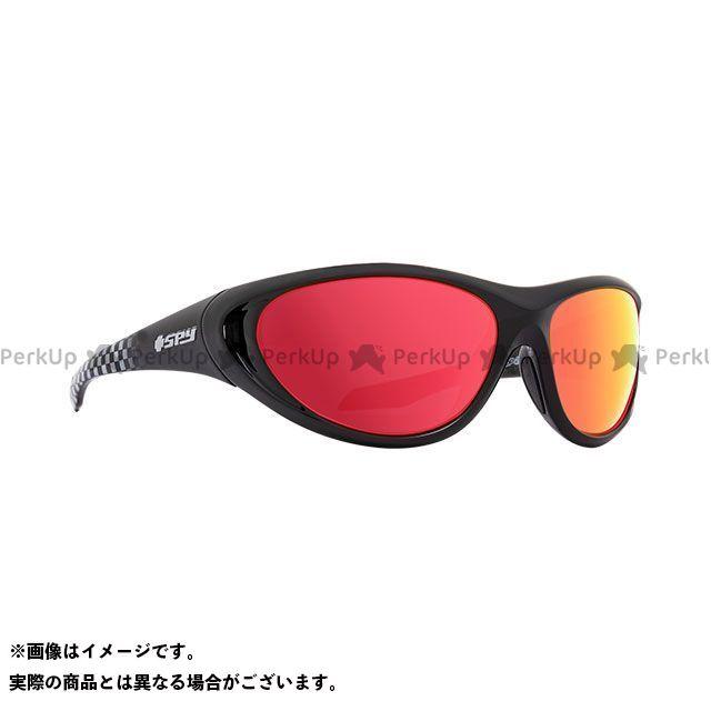 【エントリーで更にP5倍】SPY SCOOP 2(BLACK CHECKERED FADE-HD PLUS ROSE WITH RED SPECTRA MIRROR) スパイ
