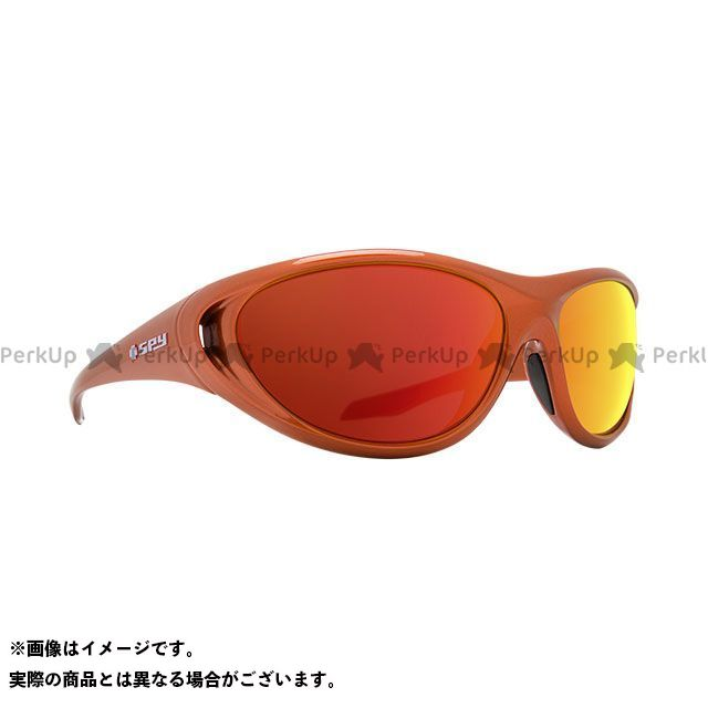 SPY SCOOP 2(METALLIC ORANGE-HD PLUS GREEN WITH ORANGE SPECTRA MIRROR) スパイ