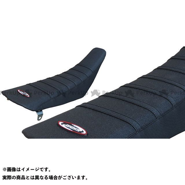 【エントリーで更にP5倍】スパイラル YZ250F YZ450F TABシートカバー(ブラック) SPIRAL