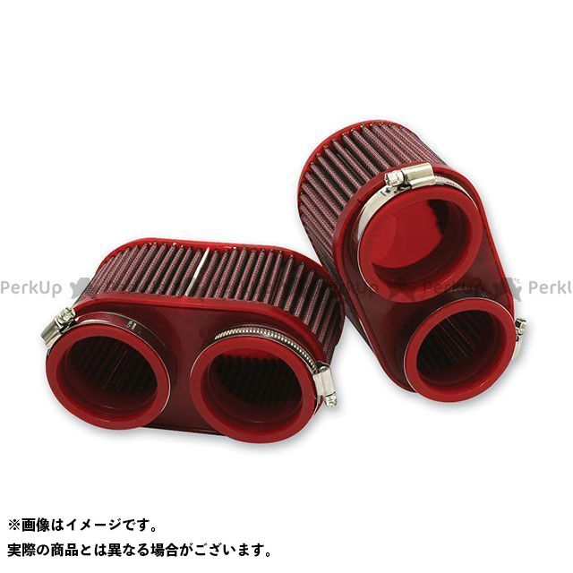BMC FZR1000 Dual air filter for carburetor-Specific kits ビーエムシー
