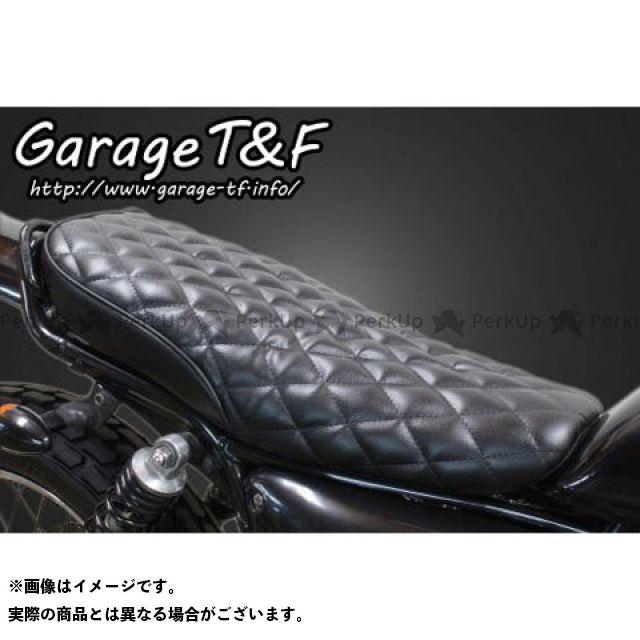 ガレージT&F グラストラッカー グラストラッカービッグボーイ ダイヤシート(ブラック) キャブモデル専用 ガレージティーアンドエフ