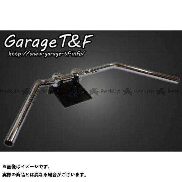 ガレージT&F ハンドルタイプ11 カラー:メッキ仕上げ ガレージティーアンドエフ