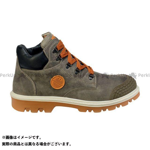 【エントリーで更にP5倍】DIKE 21021-414 作業靴ディガー(アルピニアングレイ) サイズ:26.0cm DIKE