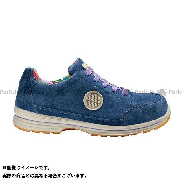 【エントリーで更にP5倍】DIKE 30912-193 作業靴レディーD(ネイビー) サイズ:25.5cm DIKE