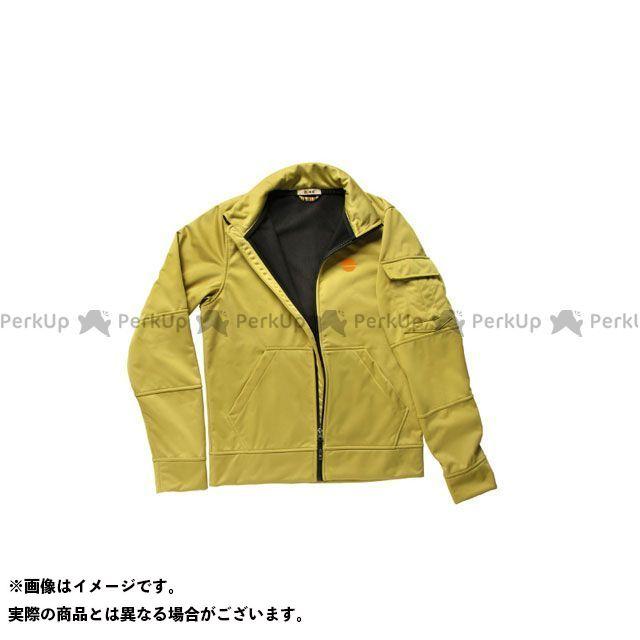 DIKE 94211/700 ポリジャケ フィート(マスタード) サイズ:L DIKE