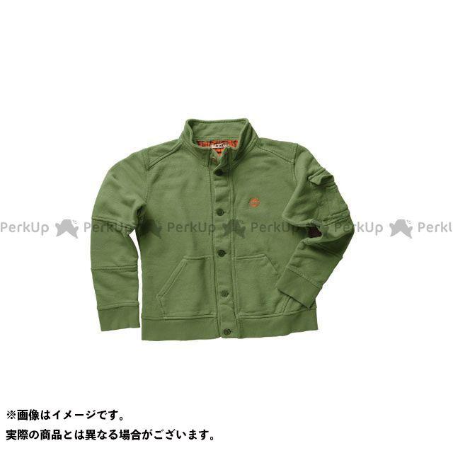 DIKE 94213/500 綿ジャケ フォーク(モス) サイズ:L DIKE