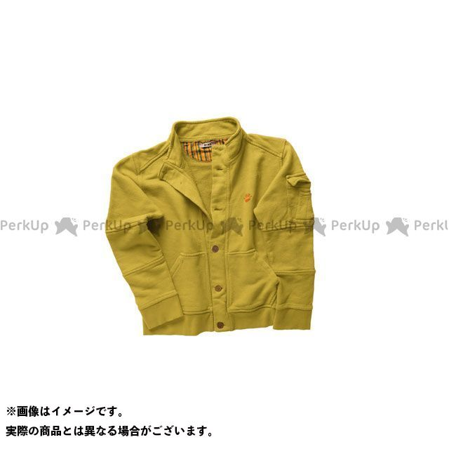 DIKE 94213/700 綿ジャケ フォーク(マスタード) S DIKE