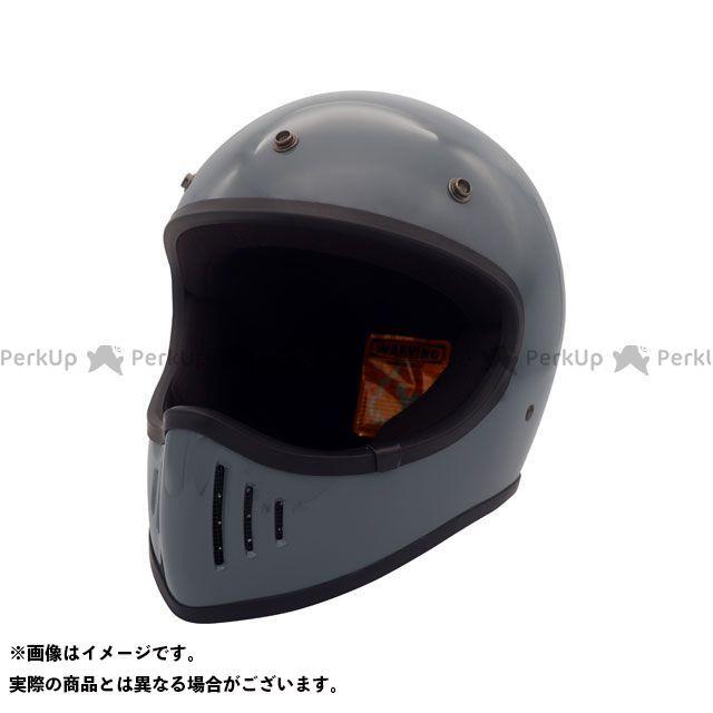 ダムトラ フルフェイスヘルメット BLASTER-改(ブラスターカイ) グロスグレー M メーカー在庫あり ダムトラックス
