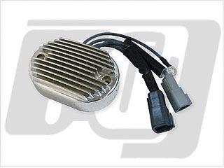 ガッツクローム GUTS CHROME その他電装パーツ 2007年ソフテイルモデル用 レギュレーター クローム