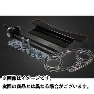 ガレージT&F シャドウ400 ソロシートキットスプリングマウント用ステー ガレージティーアンドエフ