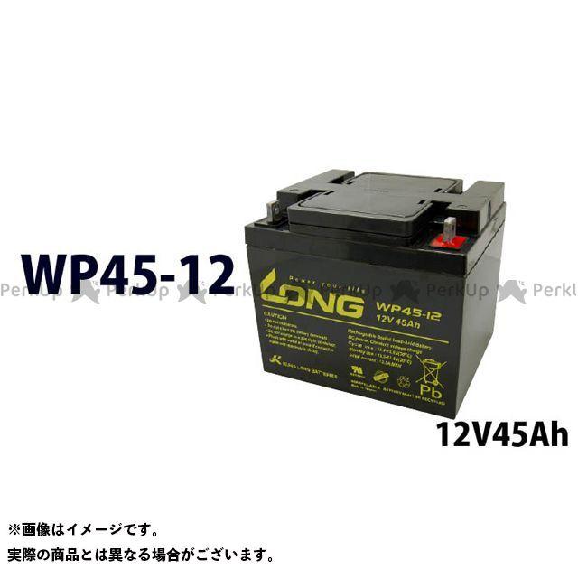【無料雑誌付き】ロング 汎用 バッテリー WP45-12 Long
