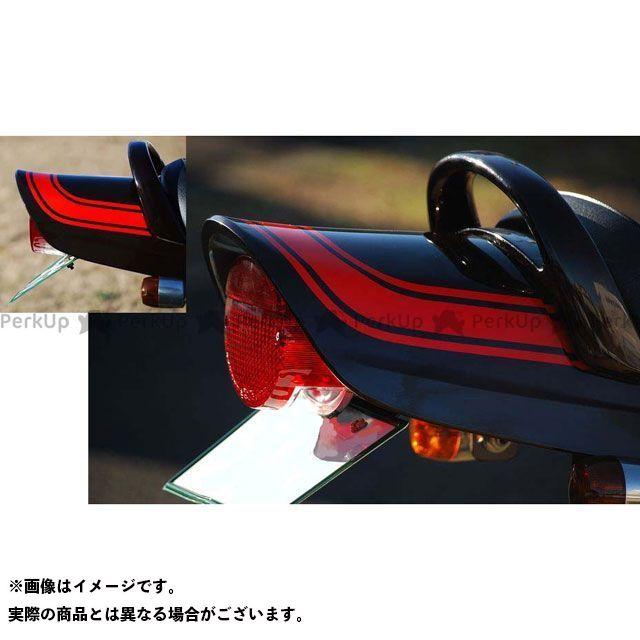 バグース ゼファー750 一体式フェンダーレスキット タイプ:Z2テールランプ仕様用 カラー:シルバー Bagus