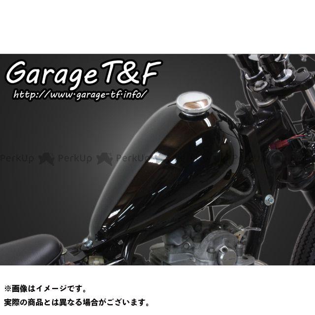ガレージT&F SR400 エッグタンクキット ガレージティーアンドエフ