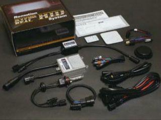 リモーション 汎用 ヘッドライト・バルブ Hyper Real H.I.D. HB4キット 8000K