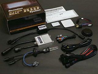 リモーション ビーエムダブリュー汎用 ヘッドライト・バルブ Hyper Real H.I.D. BMWキャンパスシステム対応H1キット 6000K
