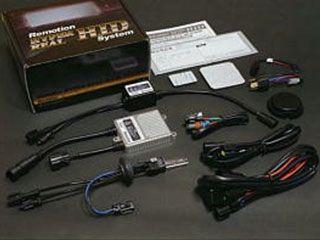 リモーション ビーエムダブリュー汎用 ヘッドライト・バルブ Hyper Real H.I.D. BMWキャンパスシステム対応H3キット 6000K