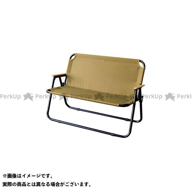b.c.l フォールディングチェア 2-seater(タン)  Banal comfort life-style